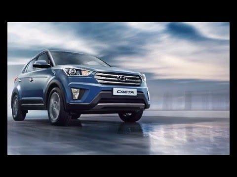 Hyundai Creta 2016 премьера Российской версии