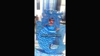 Mermaid 🧜♀️ fancy dress for kids speech / fancy dress for kids see animals theme