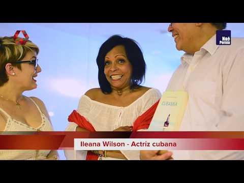 Ileana Wilson. Actriz e inmigrante con éxito en Cuba y España.