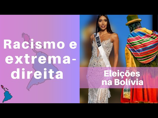 Collas X Cambas: Racismo dá o tom da extrema-direta na Bolívia