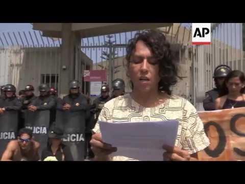 Peru's oil co. confirms spill in the Amazon