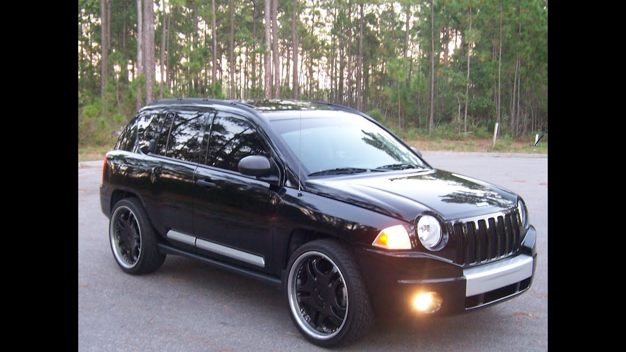 Jeep Compass On 22 S Ride Along Youtube
