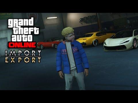 Komplettes TUNING der Autos | GTA Online Import/Export