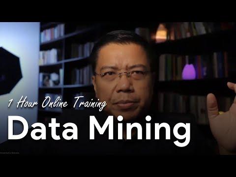 1 Hour Online Training: Data Mining