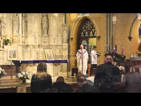 Funeral for Matthew Snyder