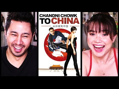 CHANDNI CHOWK TO CHINA | That's Right. We Watched This Trailer!!