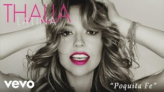Thalía - Poquita Fe (Cover Audio)
