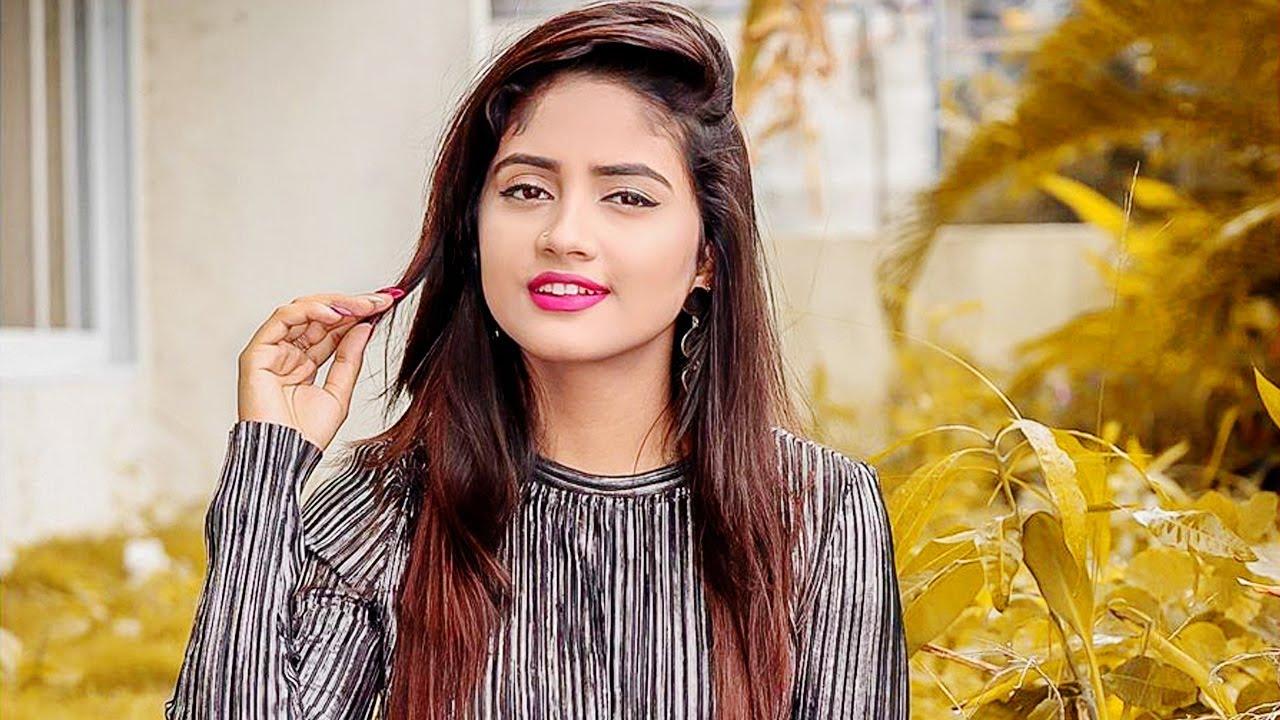 Chalte Chalte - Mohabbatein | Cute Love Story | Nisha Guragain | Jannat Zubair | Tik Tok Famous Song
