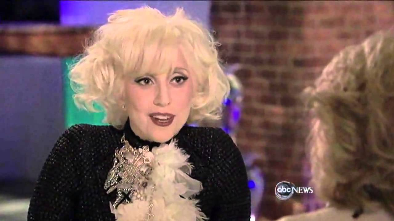 Lady gaga is bisexual