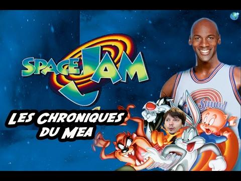 SPACE JAM (1996) - Les Chroniques du Mea