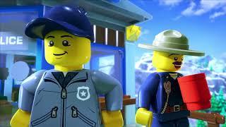 樂高城市山岳警察系列 迷你電影 - 追逐戰 上集