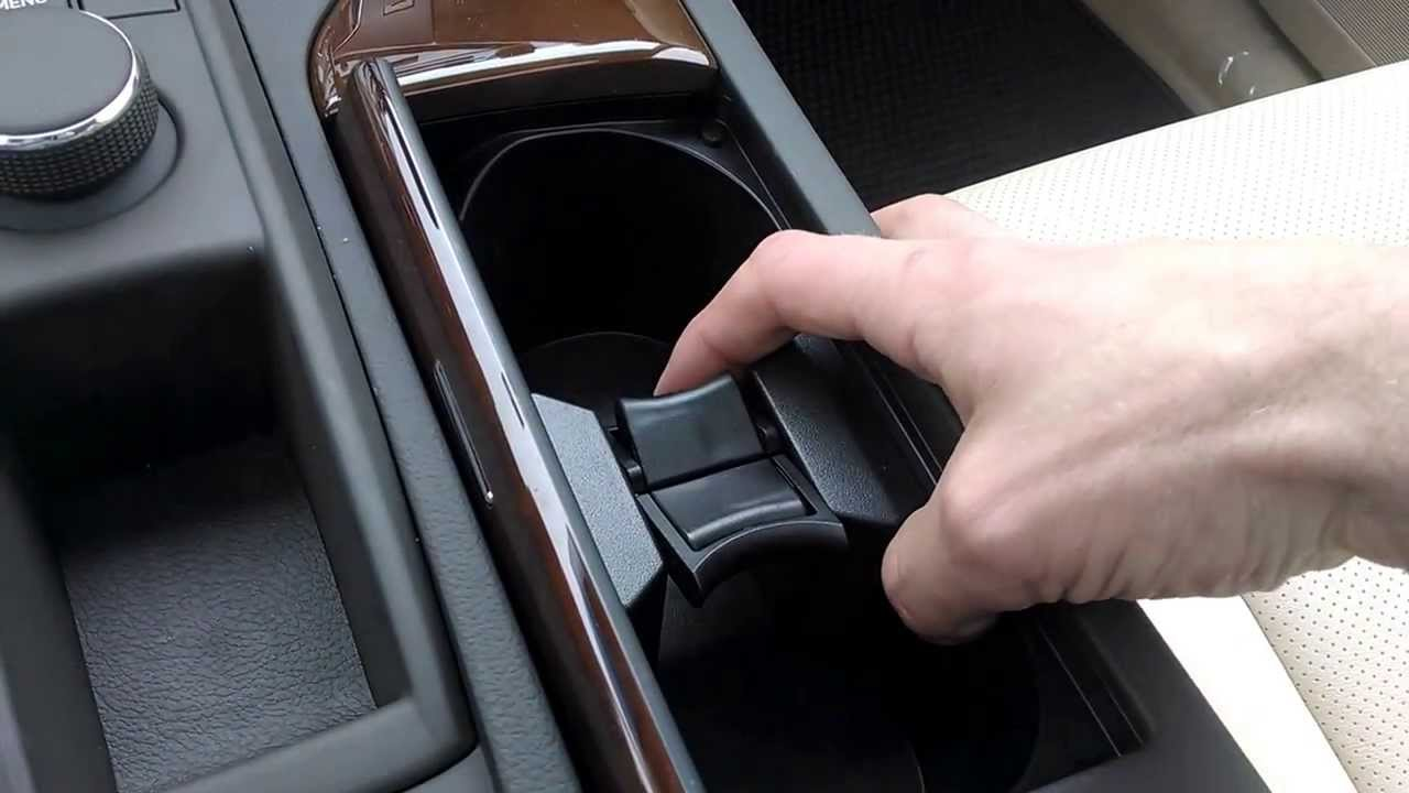 2008 F150 Fuse Box Location Lexus Cupholder Demo Rx350 Youtube