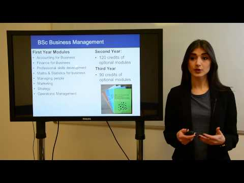 Introduction To Studying Business Management