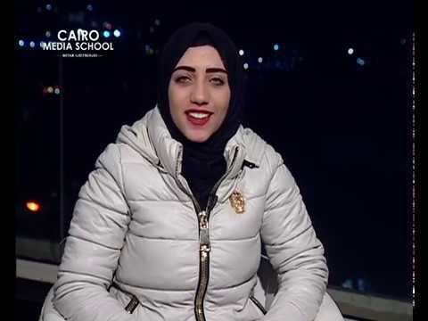 """Esraa Badr -  Presenting Talk Shows November Workshop """" Mohamed ElDesouky """""""