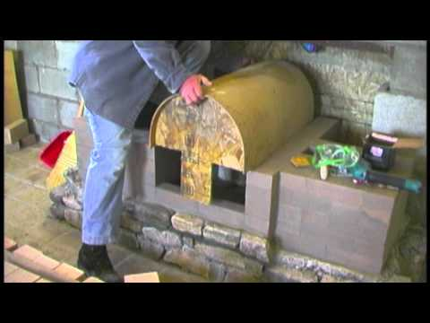 Thumbnail: Build Your own Masonry Fireplace - Masonry Heater - Masonry Stove (Sample Clips)