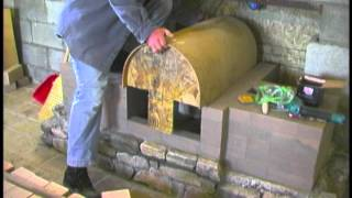 Build Your Own Masonry Fireplace - Masonry Heater - Masonry Stove (sample Clips)