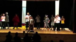 Kidder County 8th Graders Lip Sync 2013