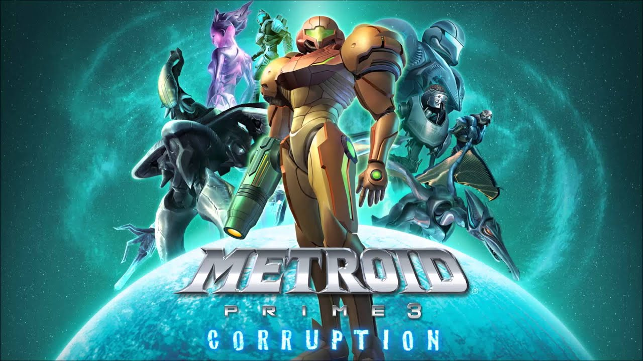 Metroid Prime 3: Corruption Review – MRN