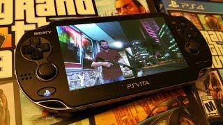 Video GTA 5 Remote Play - PS4 / PS Vita First Person (1080p HD) download MP3, 3GP, MP4, WEBM, AVI, FLV September 2018
