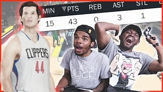 PUTTING THE TEAM ON HIS BACK! HE'S SCORING ALL THE POINTS! - MyTeam Battles Ep.6 thumbnail