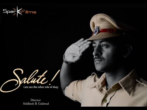 SALUTE : Let see the other side of duty | Short film | Sparks Film