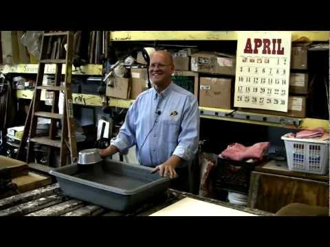 Ray Tomasso: Papermaking and the History of Paper