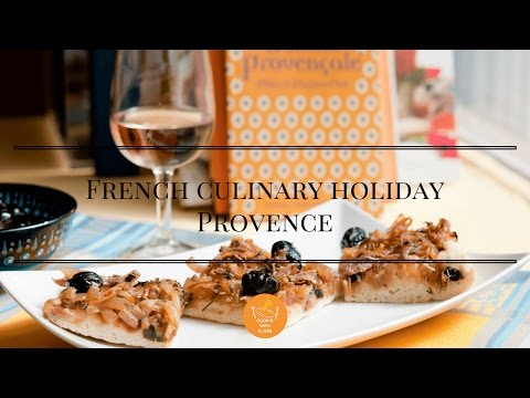 French Culinary Holiday in Provence
