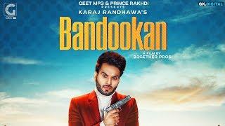 Bandookan : Karaj Randhawa (Teaser) Prince Rakhdi | Latest Punjabi Songs 2018 | Geet MP3