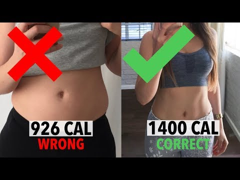 "CALORIE HACKS FOR FAST WEIGHT LOSS - Never ""count"" calories again (Point System)"
