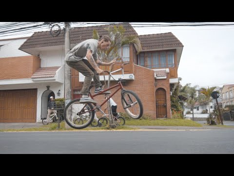 BMX - How to crankflip barspin with Markus Schumacher!