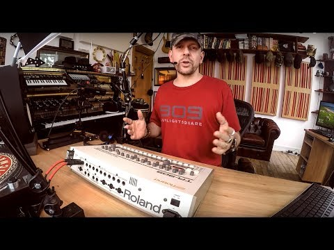 The Roland TR-909 Video Manual