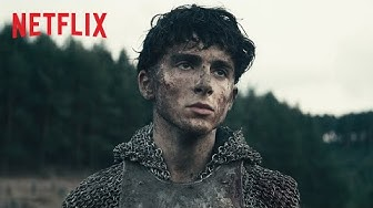 The King - Timothée Chalamet, Robert Pattinson | Viimeinen traileri | Netflix-elokuva