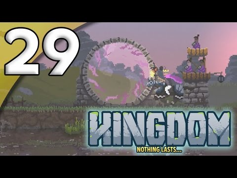 Kingdom: New Lands - 29. Portal Preperations - Let's Play Kingdom Gameplay