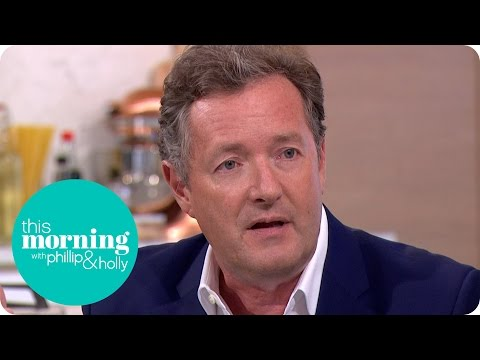 Piers Morgan Discusses The Orlando Mass Shooting | This Morning