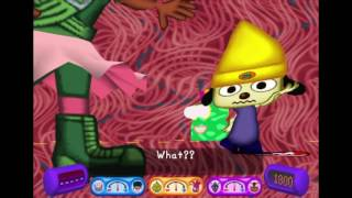 Parappa the rapper 2: Fail Compilation