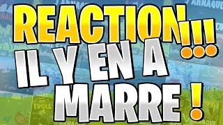 "FORTNITE:REACTION ""I WANT YOU PARLER""SAUVER THE WORLD PS4/PC 720P HD EN"