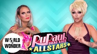 FASHION PHOTO RUVIEW: All Stars 2 Reunion w/ Raja & Raven - RuPaul's Drag Race