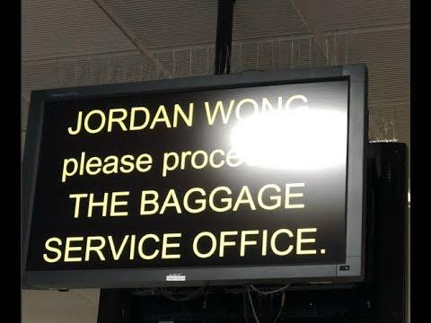 Honolulu Airport Issue! (HAWAII VLOG)