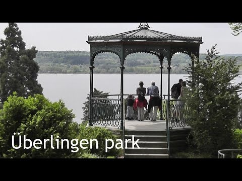 Map Of Uberlingen Germany.Germany Uberlingen City Park Hd Youtube