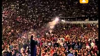 Juan Gabriel, Querida - La Frontera - El Noa Noa, Festival de Viña 1997