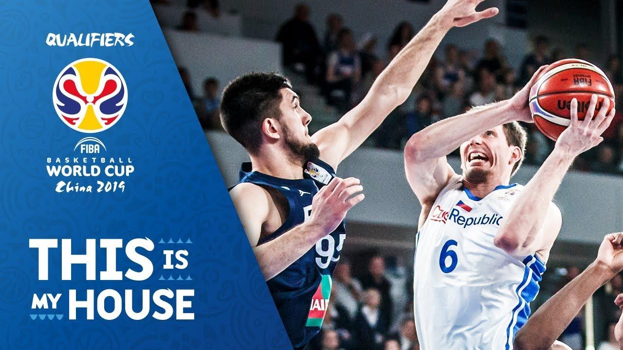 The Czech Republic's Best Plays of the FIBA Basketball World Cup 2019