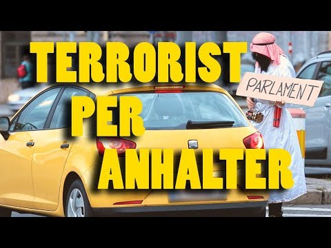 Terrorist per Anhalter