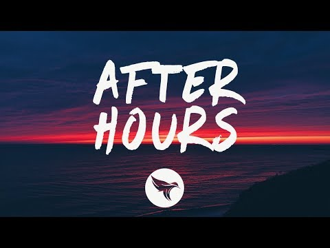 The Weeknd – After Hours (Lyrics)