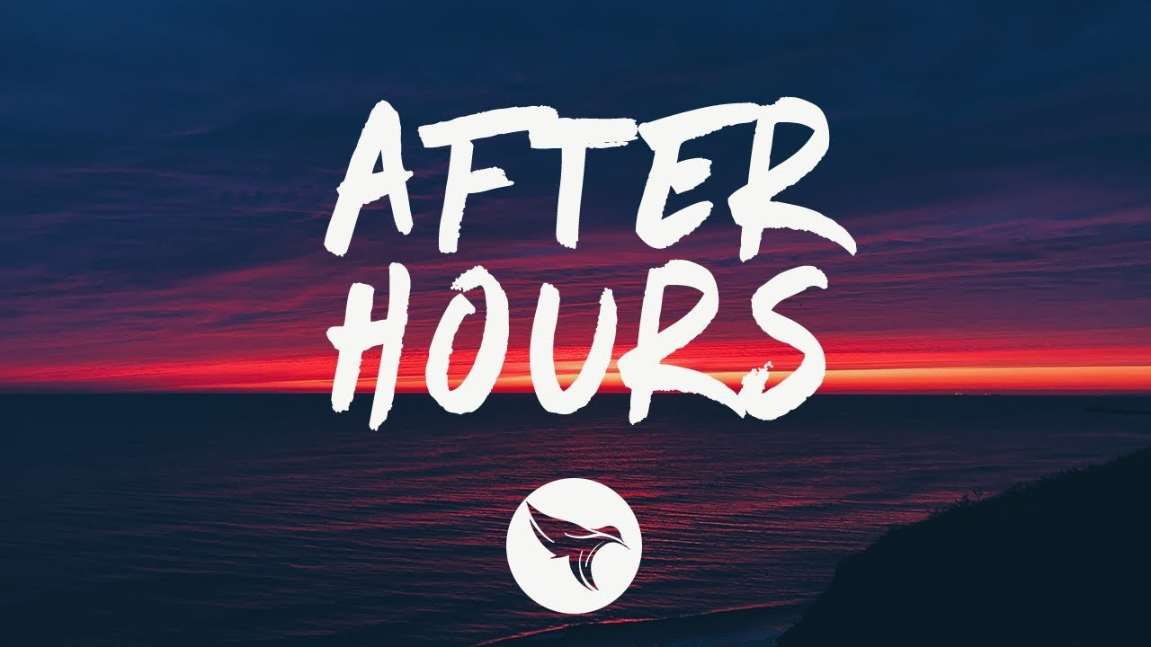 Download The Weeknd - After Hours (Lyrics)