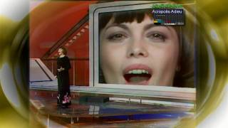 Watch Mireille Mathieu Acropolis Adieu video
