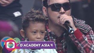 DUET AJIB! SAIPUL JAMIL dan FIVE MINUTES Goyang Penonton dengan 'HELLO DANGDUT' | DA Asia 4