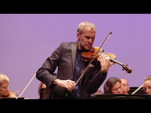 Tchaikovsky - Violin Concerto - Jeffrey Multer and the Tampa Bay Symphony