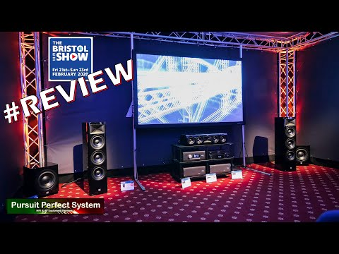Bristol HiFi Show 2020 REVIEW & REPORT - Lots of NEW and EXCITING things to see and hear