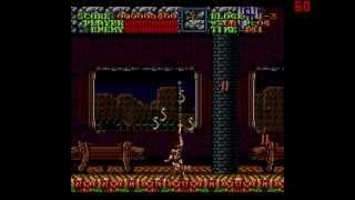 Aussie Video Game Nerd Castlevania 4 EP01 Super Nintendo Famicom with DUHMEZ! SnesZilla