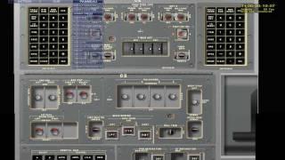 Mission de navette spatial partie 1: Décollage et mise en orbite.